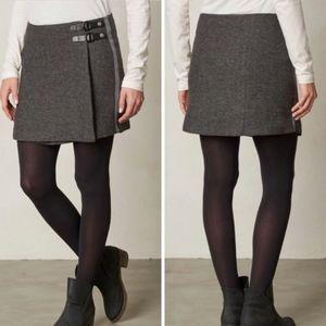 Prana Quincy Buckle Wrap Skirt  (120